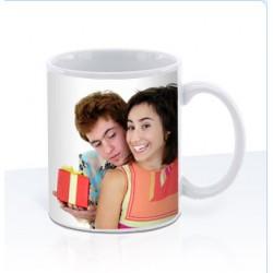 Customized White Mug