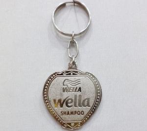 Logo Metal Keychain 13