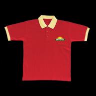 Contrast Polo Tshirt  4