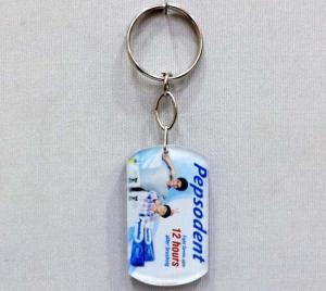 Logo Acrylic Keychain 8