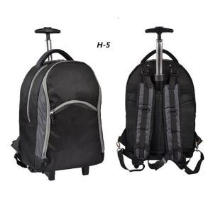 Customized Backpack WIth Trolley- 91