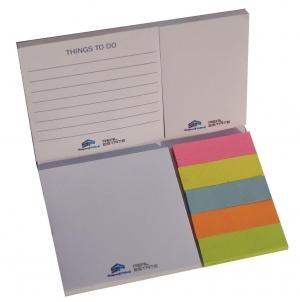 Customized Logo Sticky Note Pad- 902