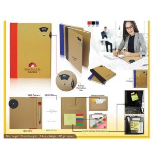 Customised Eco Notepad - 98089