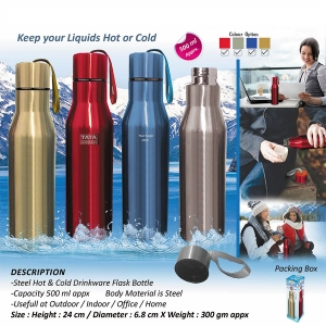 Customized Hot & Cold Flask 90629