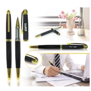 Customized Metal Roller Pen --92159