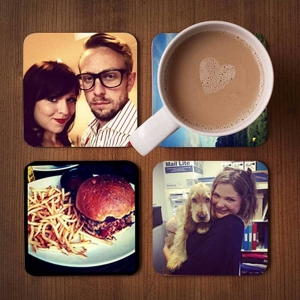 Personalised Photo Coaster 3