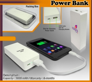 Customised Power Bank