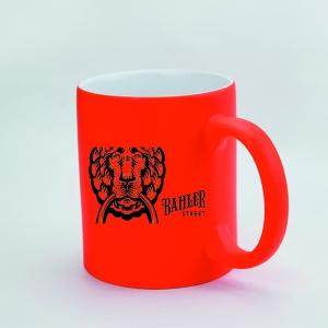 Customized Orange Mug - 901