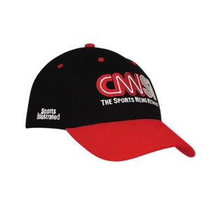 Logo Embroidered Cap- 901