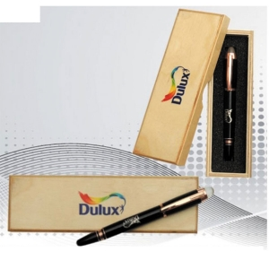 Customized Wooden Pen Set- 907