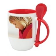 Spoon Mug (Red)