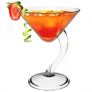 Cocktail Glass- 902 (Unbreakable) Set of 6