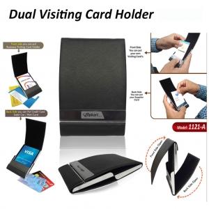 Customized Dual Card Holder (9H-91121)