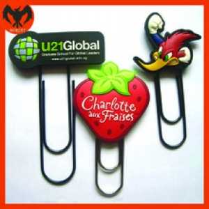 Customized PVC Book Marks- 901