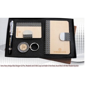 Customized Gift Set 4-in-1 - A