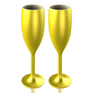 Champagne Glass- 903 (Unbreakable)- Set of 2