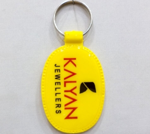 Customized Printed Keychain- 21
