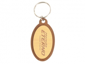 Customized Wooden Keychain- 918