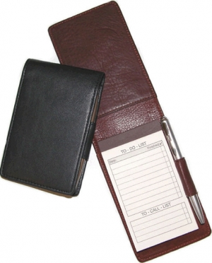 Customized Leather Notepad- 902