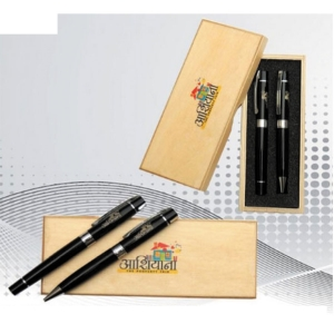 Customized Wooden Pen Set- 908