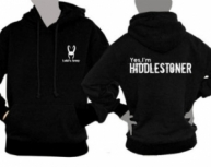 Customised Sweatshirt (Black)