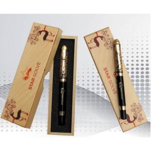 Customized Wooden Pen Set- 904