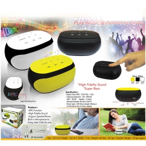 Customized Bluetooth Speaker (Model No- A-9289)