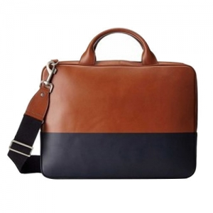 Customised Leather Laptop Bag- 908