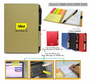 Eco Note Pad - 910709