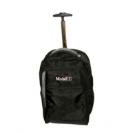 Customized Laptop Backpack with Trolley 2