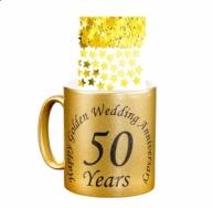 Glitter Mug (Golden)