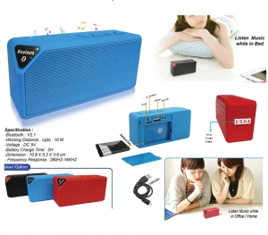 Customized Bluetooth Speaker (Model- A-922)