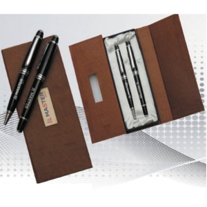 Customized Pen Set (Brown- 903)