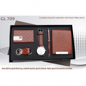 Logo 5-In-1 Gift Set (Premium)
