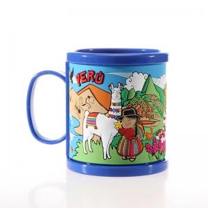 Customized 3D PVC Mug- 903