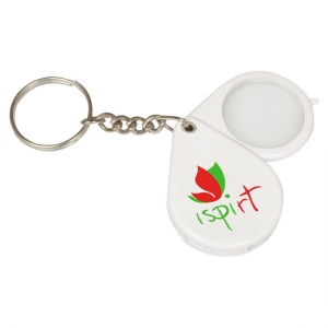 Customised Magnifying Glass with keychain -06
