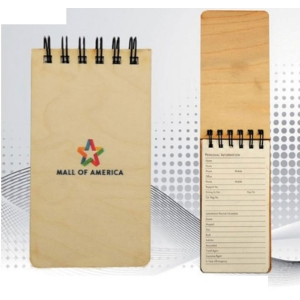 Customized Wooden Writing Pad- 902