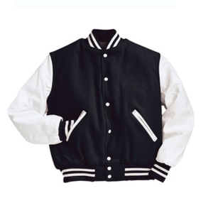 Customized Rib Varsity Jacket - 903