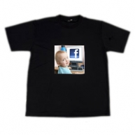 Black Photo Tshirt 1