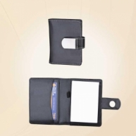 Customized Leather Wrist Notepad