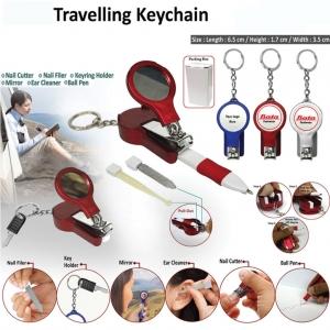 Multipurpose Travellink Keychain