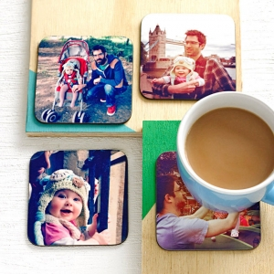 Personalised Photo Coaster 2