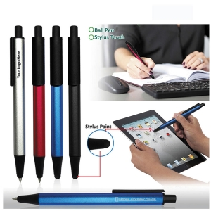 Customized 2 in 1 Pen With Stylus (92309)
