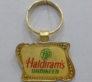 Logo Metal Keychain- 23