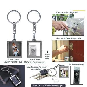 Customized Metal Keychain- 95299
