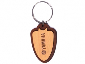 Customized Wooden Keychain- 908