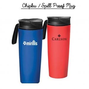 Customized Chipko Mug / Spill Proof Mug