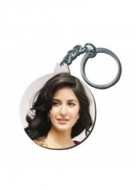 Photo Keychain (Round)