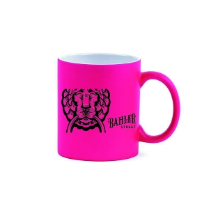 Customized Pink Mug- 901