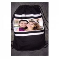 Photo Drawstring Bag